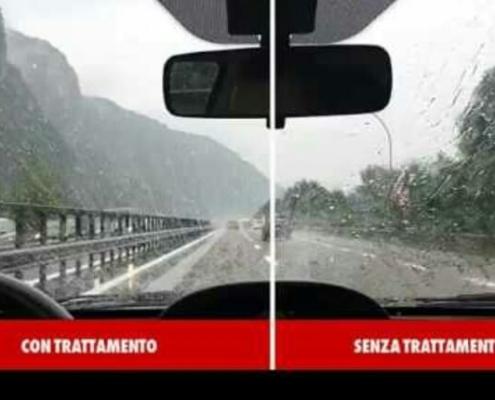 Carrozzeria Erre Vinovo-Garino - Trattamento antipioggia